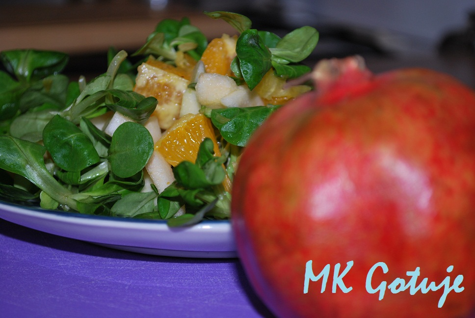 salatka-z-roszponki-pomaranczy-i-jablka