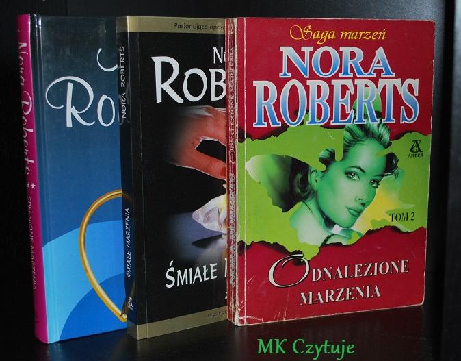 Saga Marzeń Nora Roberts