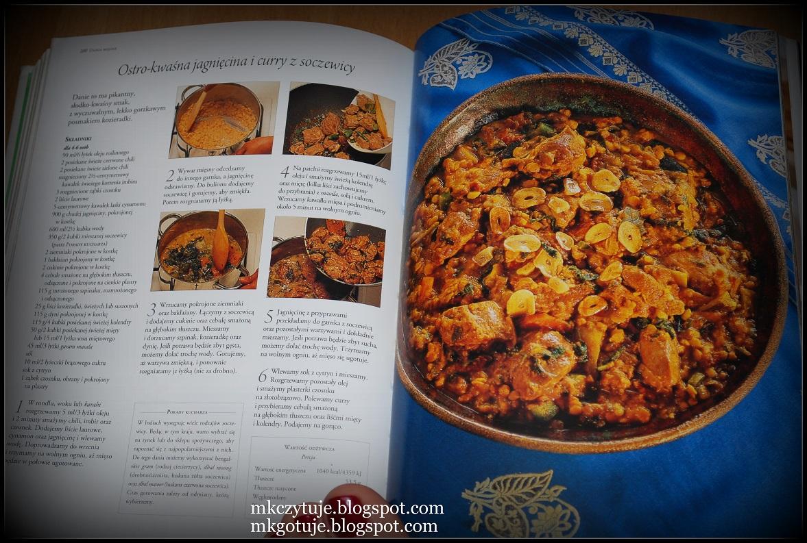 Ksiazkowo Kuchnia Indyjska Najlepsze Przepisy Czyli Jak Doszkalam Sie W Kuchni Ktora Mnie W Sobie Rozkochala Okiem Marty Korkus