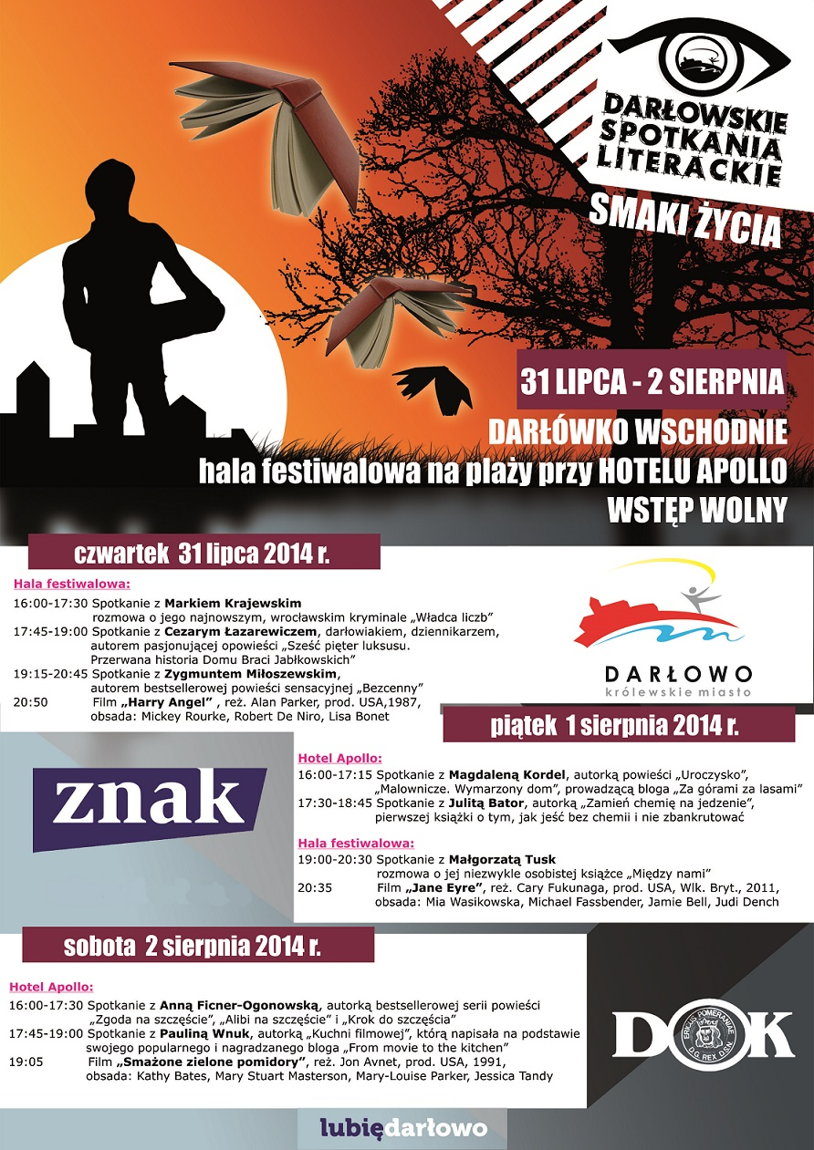 9d97581585d98 Darłowskie Spotkania Literackie - kto zainteresowany? - OkiemMK.com