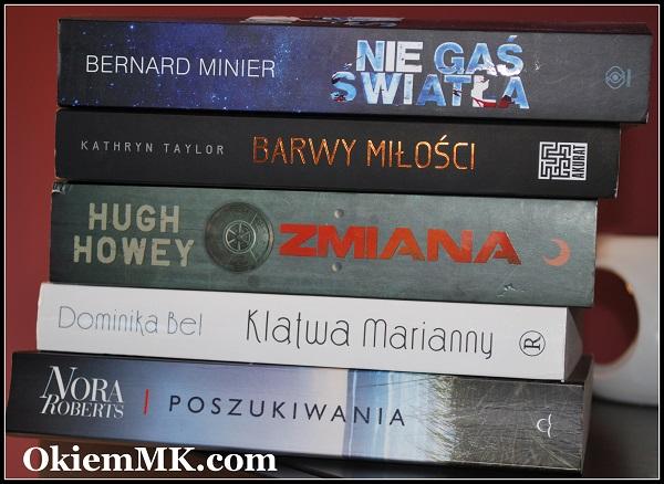 ksiązki na konkurs