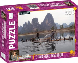 Puzzle Chiny
