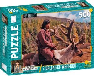 Puzzle Mongolia