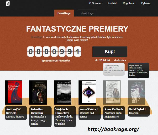 bookrage-czyli-zestaw-ebookow-kosztujacych-dokladnie-tyle-ile-chcesz-tym-razem-polska-fantastyka