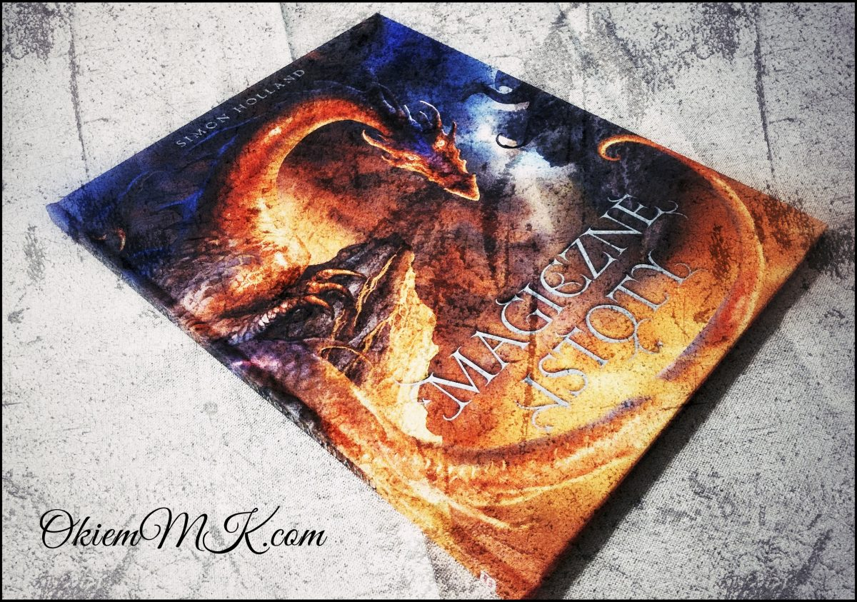magiczne-istoty-album-simon-holland-opinia-filmik