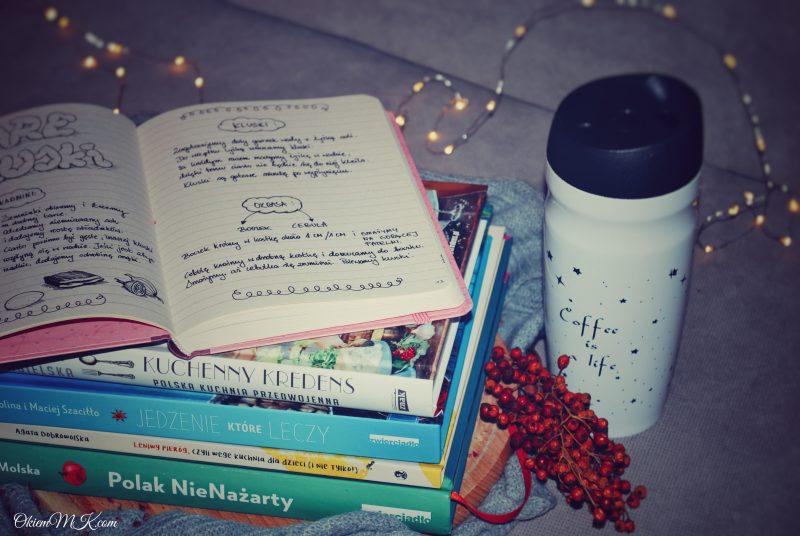 prezent świąteczny, książki kucharskie top