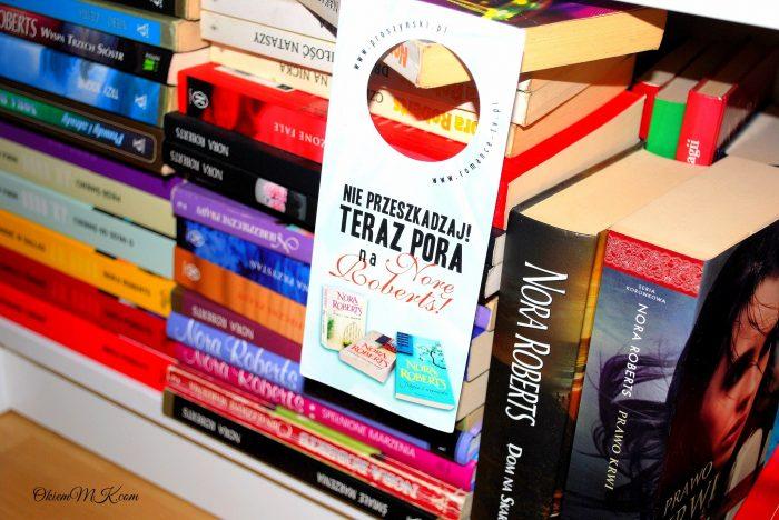 nora roberts książki uczeń i śmierć