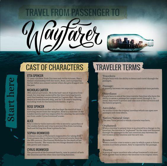 wayfarer passenger alexandra bracken